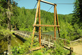 Idaho Walking Bridge - PhotoDune Item for Sale