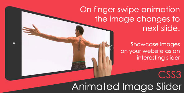 CSS3 Animated Image Slider - CodeCanyon Item for Sale