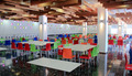 Colorful cafeteria - PhotoDune Item for Sale