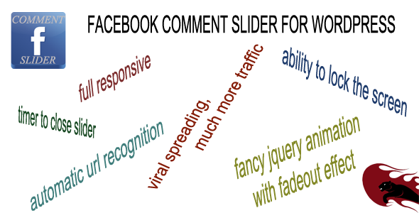 CodeCanyon Facebook Comment Slider for Wordpress 5166547