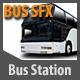 Bus Station Atmosphere - AudioJungle Item for Sale