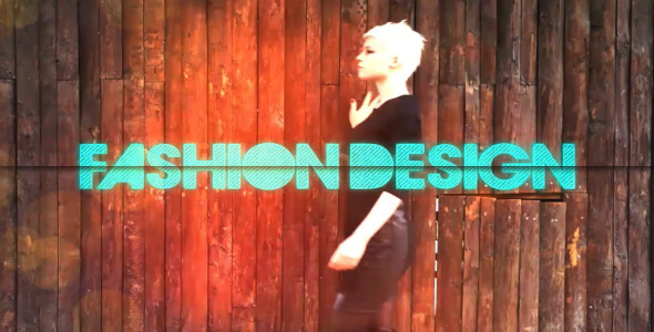 Video Fashion Slidehow Promo
