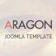 Aragon – Parallax Responsive Joomla Template  Free Download