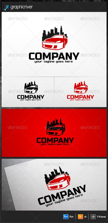 GraphicRiver Car Logo Templates 5167148