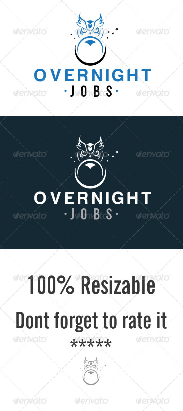 GraphicRiver Overnight Jobs 5167185