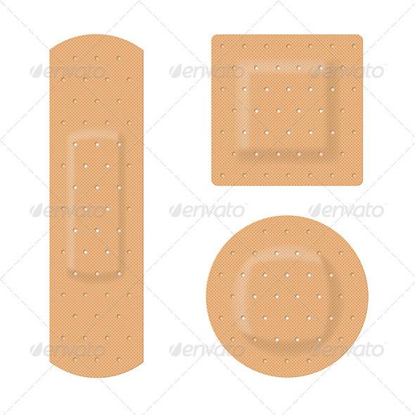 GraphicRiver Medical Plaster 5167475