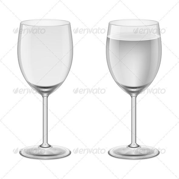 GraphicRiver Wineglasses 5167922