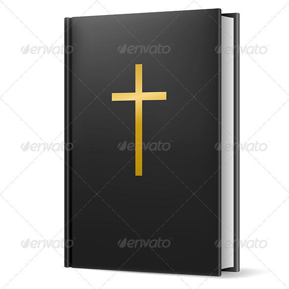 GraphicRiver Realistic Bible 5168379