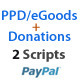 eGoods Shop & Donations Script
