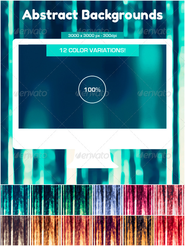 GraphicRiver Abstract Vertical Background 5169775