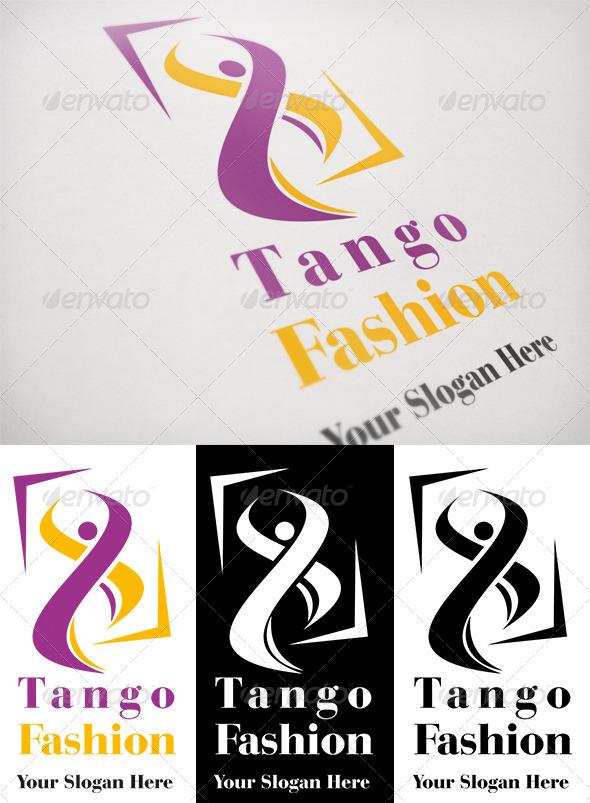 GraphicRiver Tango Fashion Logo 5163952