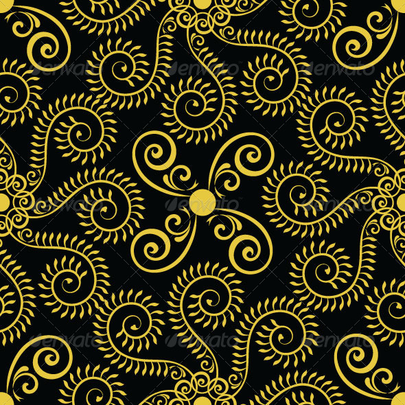 GraphicRiver Seamless Classic Pattern 5171952