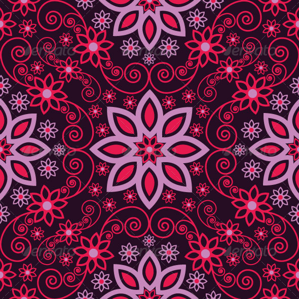 GraphicRiver Seamless Classic Pattern 5172685