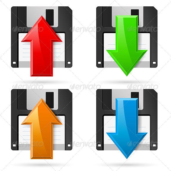 GraphicRiver Floppy 5172691
