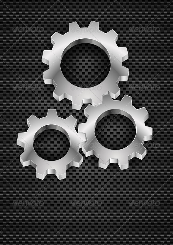 GraphicRiver Gearwheel 5172837