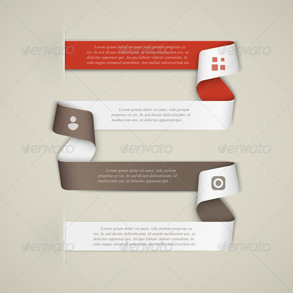GraphicRiver Creative infographics template 5089185