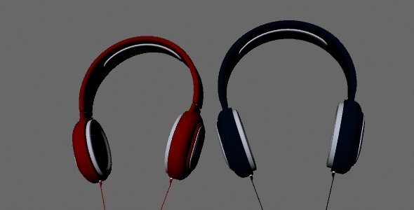 3DOcean Headphone 5175543