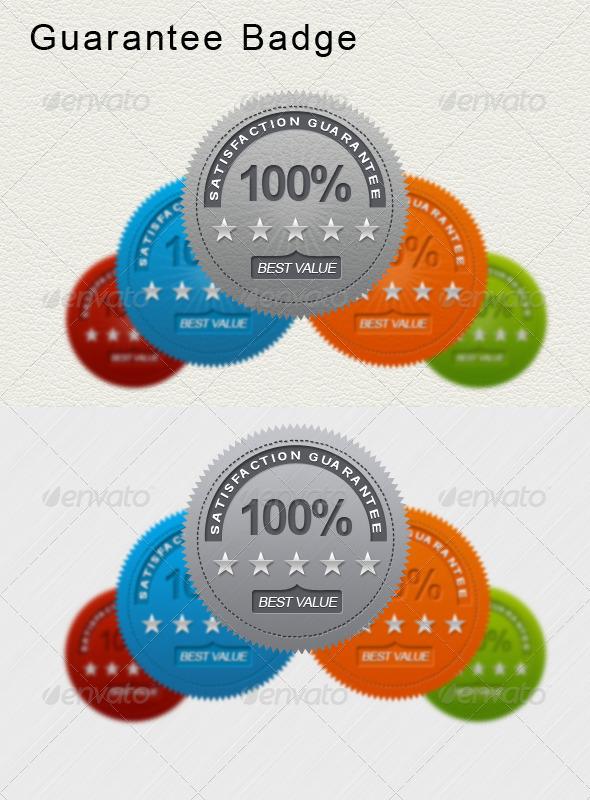 GraphicRiver Guarantee Badge 532024