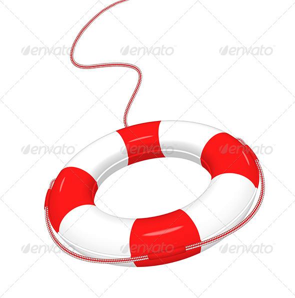 GraphicRiver Lifebuoy 5176985