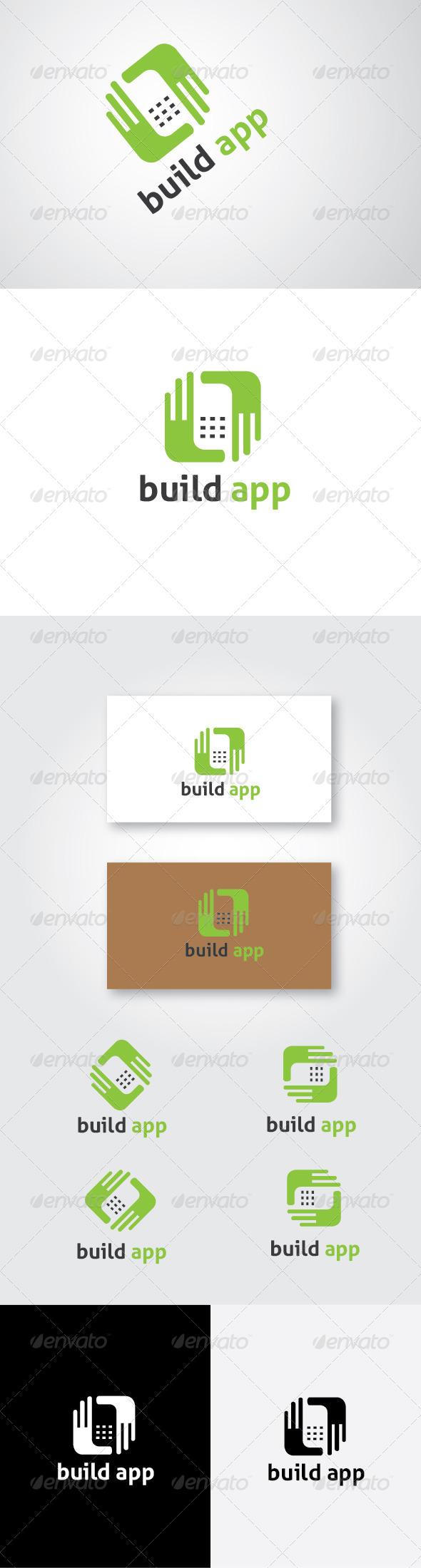 GraphicRiver Build App 5178147