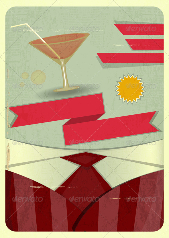 GraphicRiver Cocktail Party 5178323