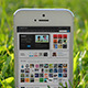 White Phone 5 Mockups - GraphicRiver Item for Sale