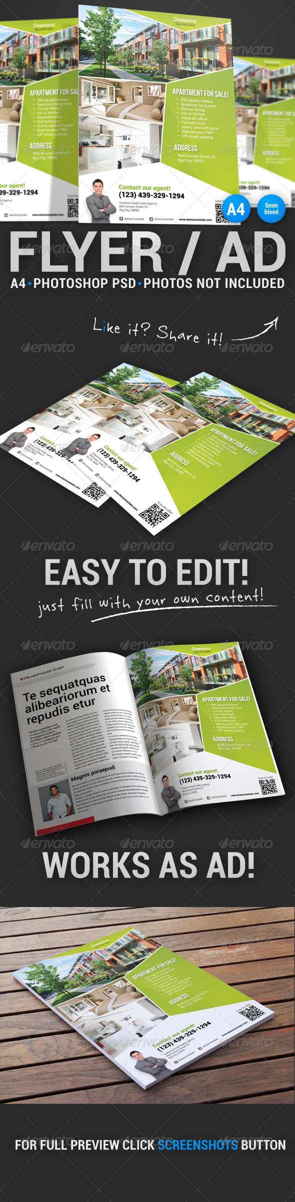 GraphicRiver Corporate Flyer 18 5178944