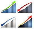 increase decrease graphs
