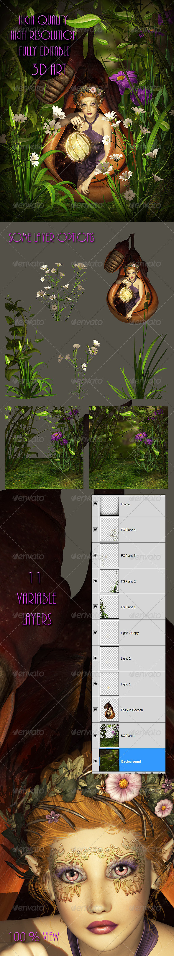 GraphicRiver Cocoon 5180736