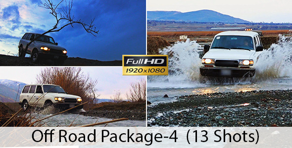 Off Road Package 4