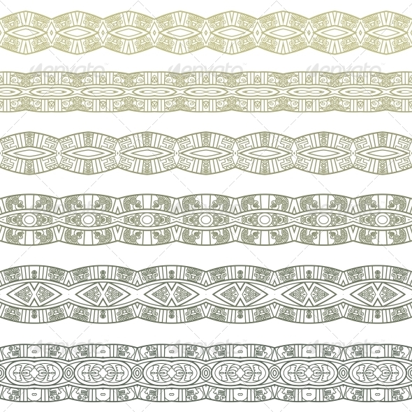 GraphicRiver Ornamental Seamless Pattern 5182885
