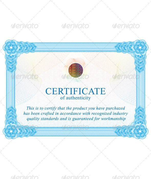 GraphicRiver Certificate Template 5183323