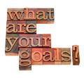 what are your goals question - PhotoDune Item for Sale