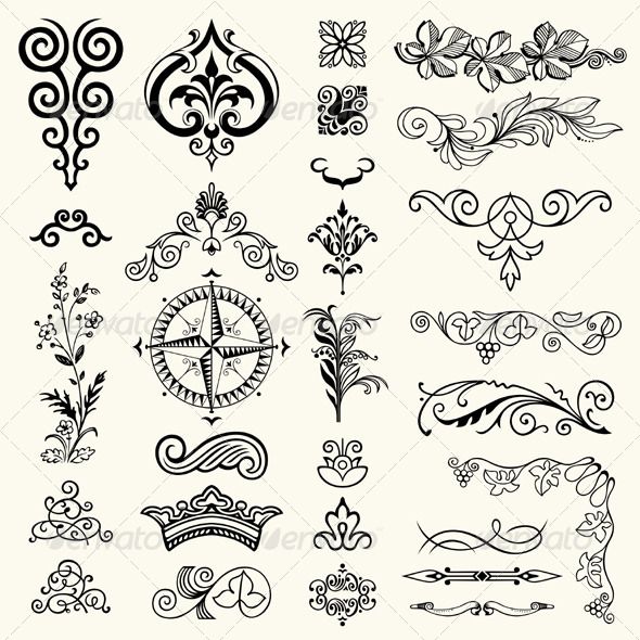 GraphicRiver Design Elements 5184984