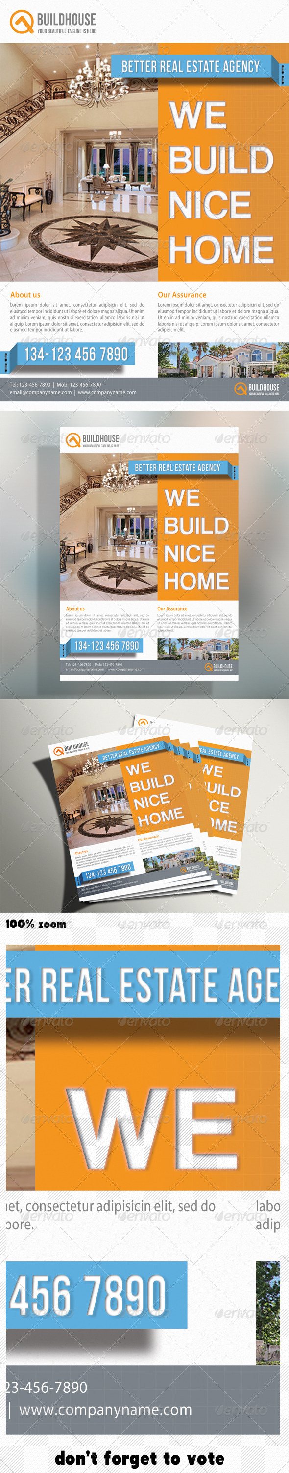 GraphicRiver Corporate Product Flyer 09 5121743