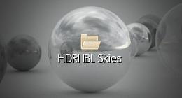 HDRI IBL Skies