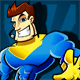 Mr. Max - Superhero Mascot - GraphicRiver Item for Sale