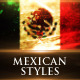 Mexican Independence Day Photoshop Styles - GraphicRiver Item for Sale
