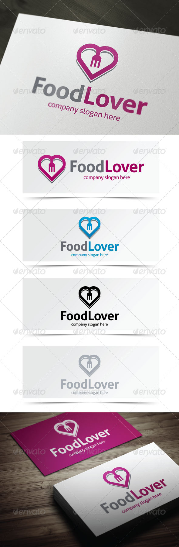 GraphicRiver Food Lover 5189113