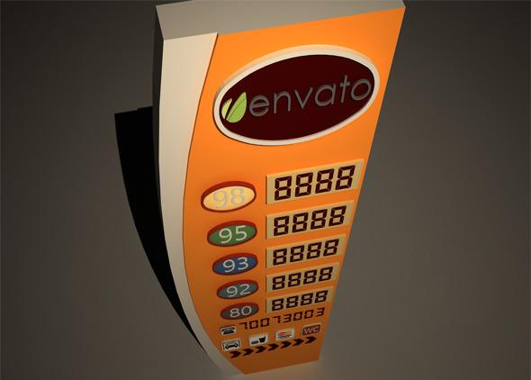 3DOcean Board 5189902