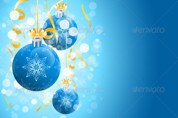 GraphicRiver Christmas Background with Sparkles 533530