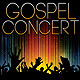 """Gospel Concert"" Lights Church Flyer - GraphicRiver Item for Sale"