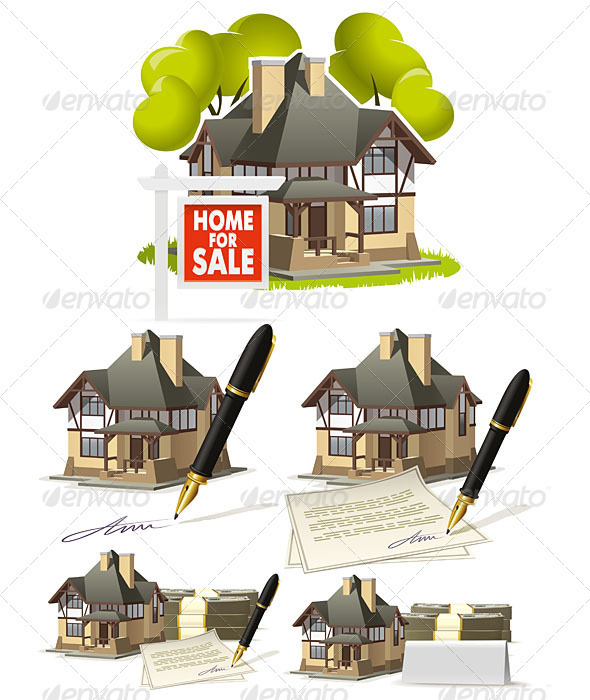 GraphicRiver Real Estate Transactions 5191252