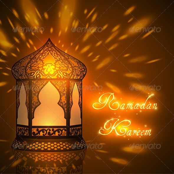 GraphicRiver Ramadan Kareem Greeting Card 5191619