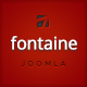 Fontaine – Clean Responsive Joomla Template  Free Download