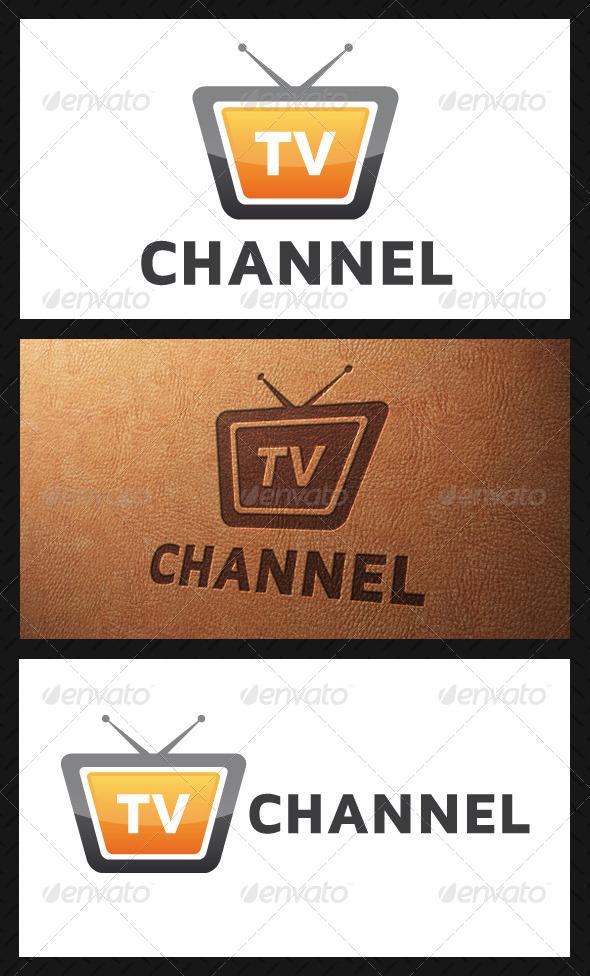 GraphicRiver Tv Channel Logo Template 5192091
