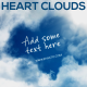 Heart Clouds - VideoHive Item for Sale