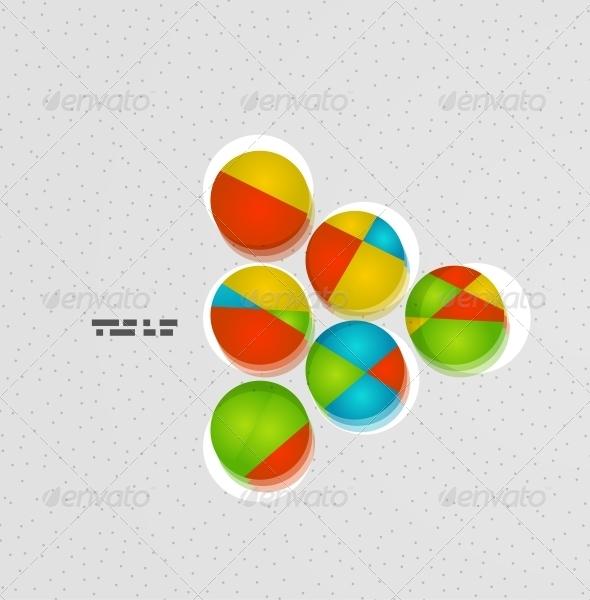 GraphicRiver Arrow Next Colorful Concept 5192328