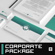 Outer Space - Corporate Identity 8 - GraphicRiver Item for Sale