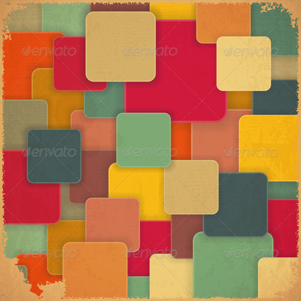 GraphicRiver Retro Background 5193084
